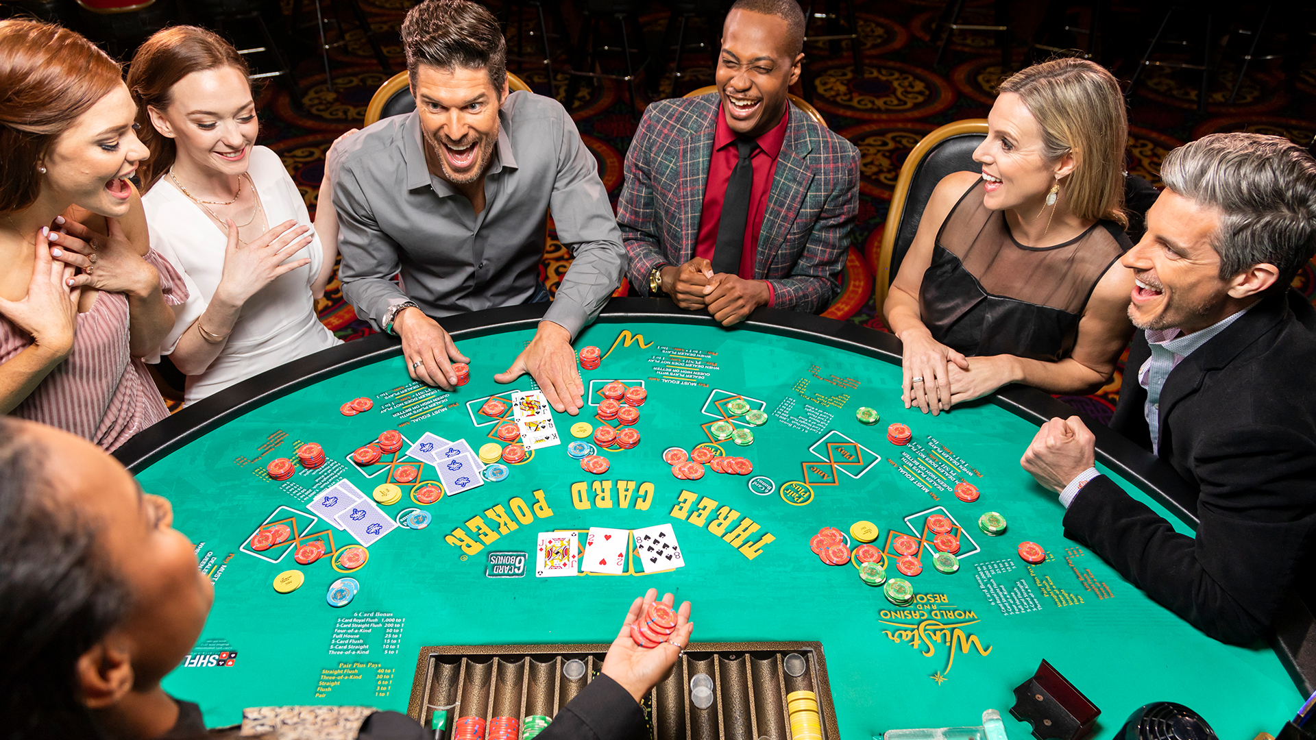 Roulette Rules And Bet Types - Baltic Poker